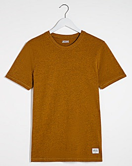 Rust Peached Marl T-Shirt