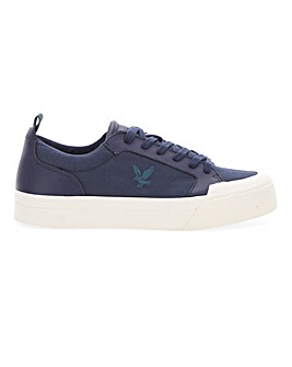 Lyle and Scott Dawson Canvas Trainer