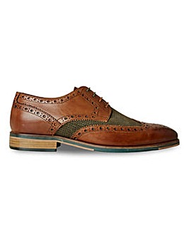 Joe Browns Contrast Embossed Shoe
