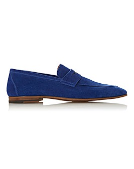 Dune Shelburne Suede Loafer