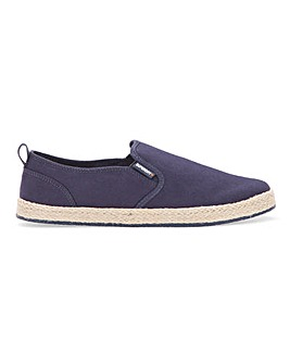 Superdry Hybrid Slip On Espadrille