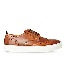 Joe Browns Brogue Leather Cupsole
