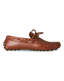 Joe Browns Leather Driving Loafer