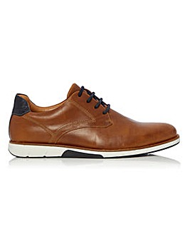 Dune Bicker Leather Derby Shoe
