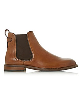 Dune Character Leather Chelsea Boot