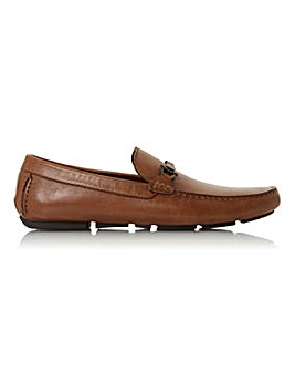 Dune Beacon Leather Loafer