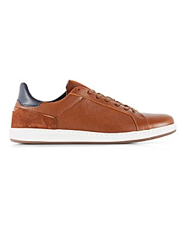 Dune Trophy Leather Sneaker