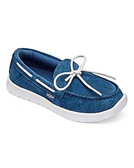 Ugg Beach Moc Slip on Boat Shoe
