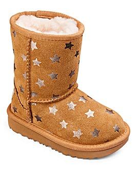 Ugg Classic Short II Stars Boot