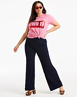 Joanna Hope Jersey Trousers