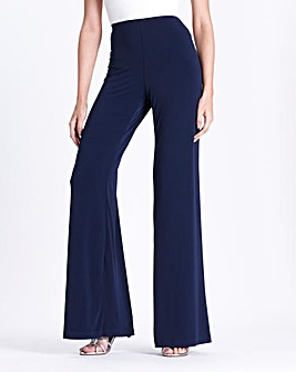 Joanna Hope Stretch Jersey Palazzo Trousers Petite