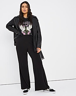 Joanna Hope luxe Jersey Palazzo Trousers Long