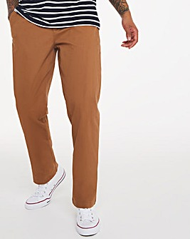Regular Fit Stretch Chino 29
