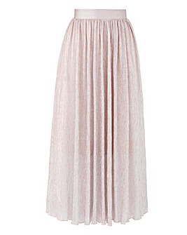 Joanna Hope Glitter Skirt