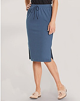 PK2 Side Split Midi Skirts