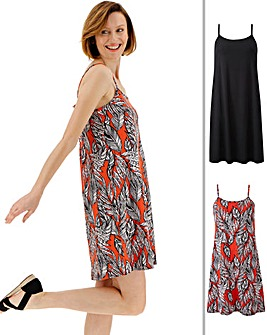 Pack of Two Cami Dress