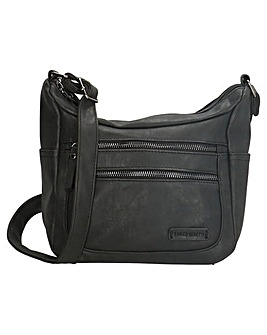 Enrico Benetti Noumea Single Handle Faux Leather Shoulderbag