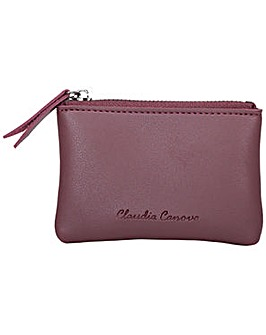 Claudia Canova Parry Small Zip Top Purse