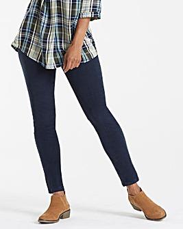 Cord Stretch Leggings Regular