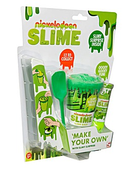 Nickelodeon Make Your Own Slime - Green