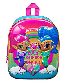 Shimmer and Shine Luxury EVA Backpack