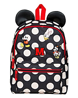 Minnie Backpack with Pocket and Ears