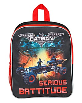 Lego Batman Junior Backpack