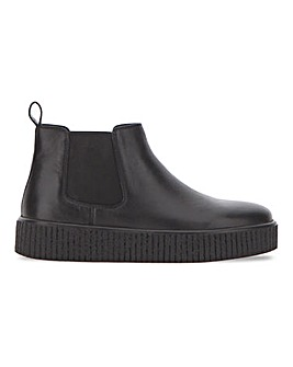 Chelsea Boot on Leisure Sole Wide E Fit