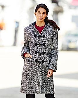 Duffle Coat 3/4 Length