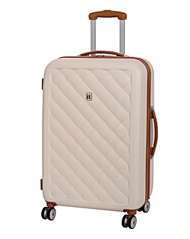 It Luggage Fashionista 8-Wheel Expander Medium Case