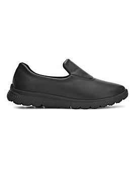 Cushion Walk Slip on Shoe Extra Wide EEE fit