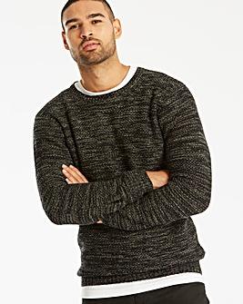 Label J Twist Texture Knit Regular