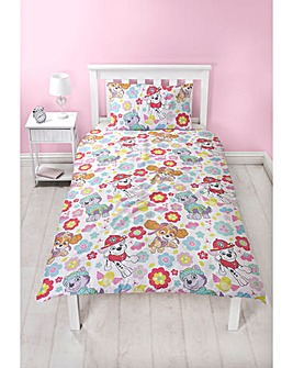 Paw Patrol Bright Single Rotary Duvet