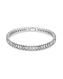 Jon Richard Crystal Baguette Bracelet