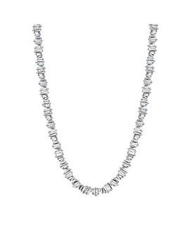 Jon Richard Allway Baguette Necklace