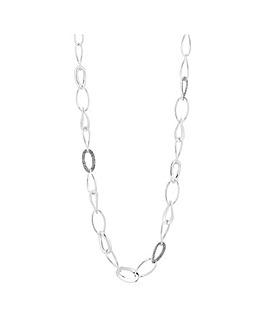 Jon Richard Polish Links Long Necklace