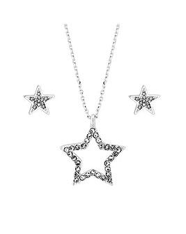 Jon Richard Star Jewellery Set