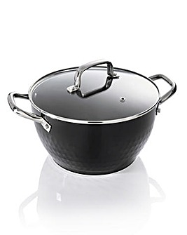 Diamond Non Stick 24cm Casserole