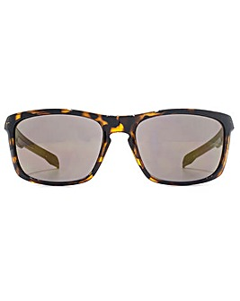 FCUK Keyhole Bridge Square Sunglasses