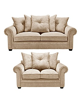 Kendrick 3 Seater plus 2 Seater Sofa