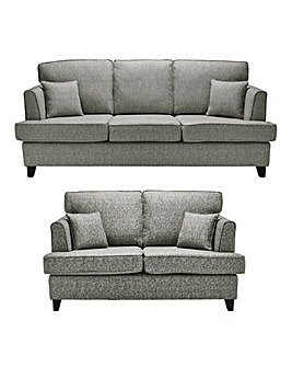 Radcliffe 3 Seater plus 2 Seater Sofa