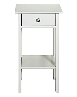 Devon 1 Drawer Nightstand