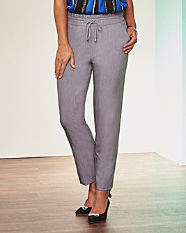 Workwear Tapered Leg Trouser Petite