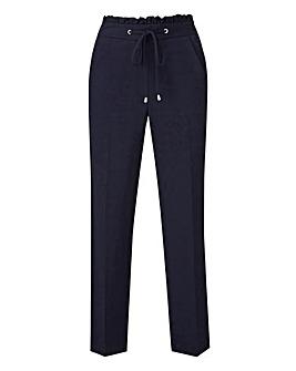 Tailored Tapered Leg Trouser Petite