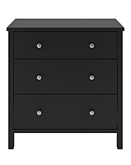 Devon 3 Drawer Chest