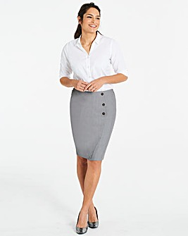 Workwear Pencil Skirt
