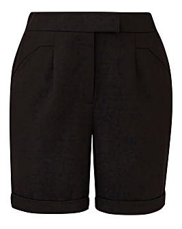 Tailored City Shorts Petite