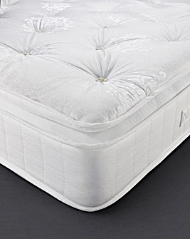 Airsprung Georgie 1200 Pocket Pillow Top Mattress