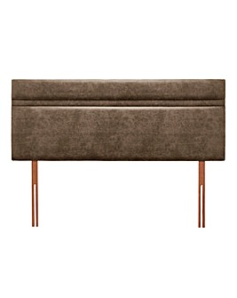 Airsprung Jasper Faux leather Headboard
