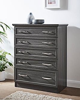 Kingston 5 Drawer Chest